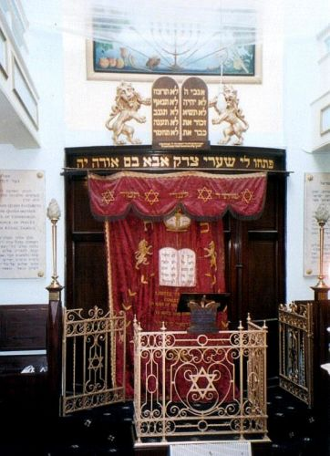 The Congregation of Jacob Synagogue